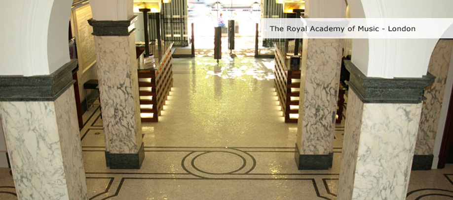 Replicating Ancient Mosaic Floors